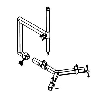 MC110-SSS Swing Arm Attachment